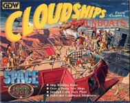 RPG Item: Cloudships and Gunboats