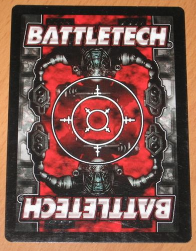 Board Game: BattleTech CCG