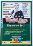 The World Cup Game:  Expansion Set 1 (2007)
