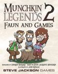 Board Game: Munchkin Legends 2: Faun and Games