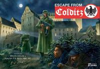 Board Game: Escape from Colditz