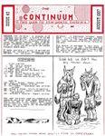 Issue: Continuum (Issue 3 - Aug 1987)