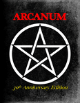 RPG Item: Arcanum 30th Anniversary Edition