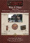 RPG Item: Forsaken Temple - Walls and Pillars