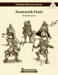 RPG Item: Echelon Reference Series: Teamwork Feats