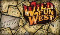 Board Game: Wild Fun West: Golden Age