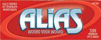 Board Game: Alias