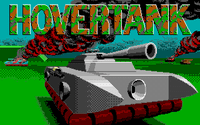 Video Game: Hovertank 3D