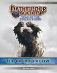 RPG Item: Pathfinder Society Scenario 8-00: The Cosmic Captive