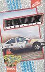 Video Game: Rally Simulator