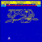 Video Game: Astro Fighter