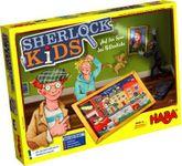 Board Game: Sherlock Kids