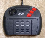 Video Game Hardware: Jaguar Controller