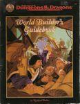 RPG Item: World Builder's Guidebook