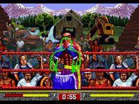 Video Game: Toughman Contest