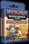 Board Game: Munchkin Warhammer 40,000: Faith and Firepower