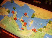 Caesar in control of Italy