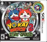 Video Game: Yo-kai Watch 2: Bony Spirits