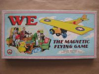 Board Game: We: The Magnetic Flying Game