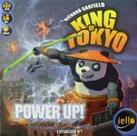 Board Game: King of Tokyo: Power Up!