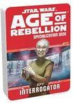 RPG Item: Age of Rebellion Specialization Deck: Spy Interrogator