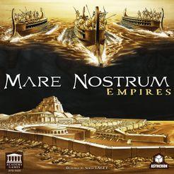 Mare Nostrum: Empires Cover Artwork