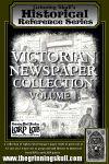 RPG Item: Victorian Newspaper Collection Volume 1