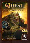 Board Game: Quest: Zeit der Helden – Abenteuerband 4: Die Augen der Echse
