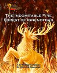 RPG Item: War of the Burning Sky #02: The Indomitable Fire Forest of Innenotdar (5E)