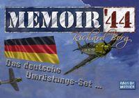 Board Game Accessory: Memoir '44: Das deutsche Umrüstungs-Set