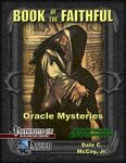 RPG Item: Book of the Faithful: Oracle Mysteries