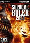 Video Game: Supreme Ruler 2020