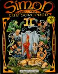 Video Game: Simon the Sorcerer II: The Lion, the Wizard and the Wardrobe