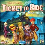 Board Game: Ticket to Ride: First Journey (U.S.)