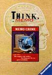 Board Game: Think: Memo Crime