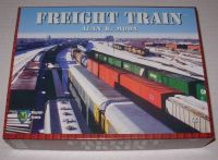 Board Game: Freight Train