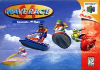 Video Game: Wave Race 64