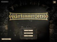 Video Game: Warhammer Quest