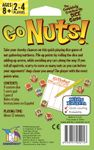 Board Game: Go Nuts!
