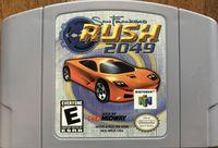 Video Game: San Francisco Rush 2049