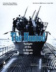 Board Game: The Hunted: Twilight of the U-Boats, 1943-45