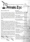 RPG Item: Private Eye (Das Londoner Halstuch - Schnellstarter)