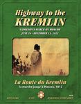 Board Game: Highway to the Kremlin: Napoleon's March on Moscow