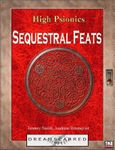 RPG Item: Sequestral Feats