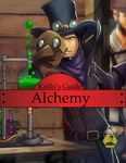 RPG Item: Krillo's Guide To Alchemy (Westbound)