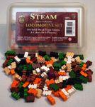 Board Game Accessory: Steam: Locomotive Set