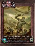 RPG Item: The Blighted Bestiary