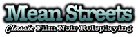 RPG: Mean Streets (genreDiversion)