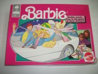 Board Game: Barbie Meets Ken in the Game of Their Dreams!