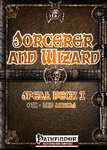 RPG Item: Sorcerer and Wizard Spell Deck I (0th: 2nd)